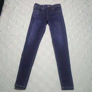 A&E high rise jegging